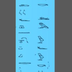 Egyptian Obelisk 2.PNG Download STL file War gamming Obelisk Terrain • 3D printable design, jkeffer1979
