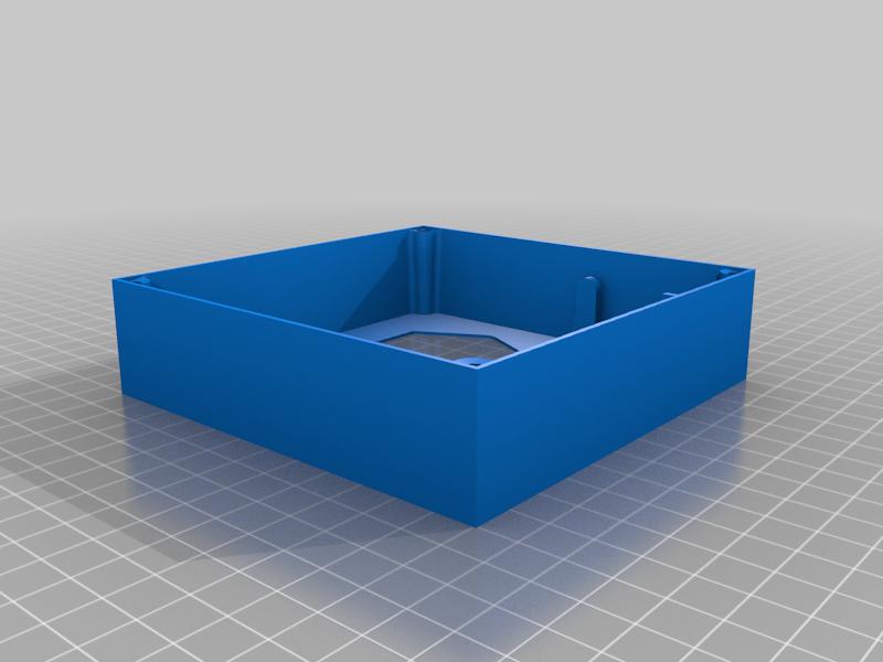 Reactor_Box_Body.png Download free STL file Arc Reactor Display • 3D printable design, yelelabs