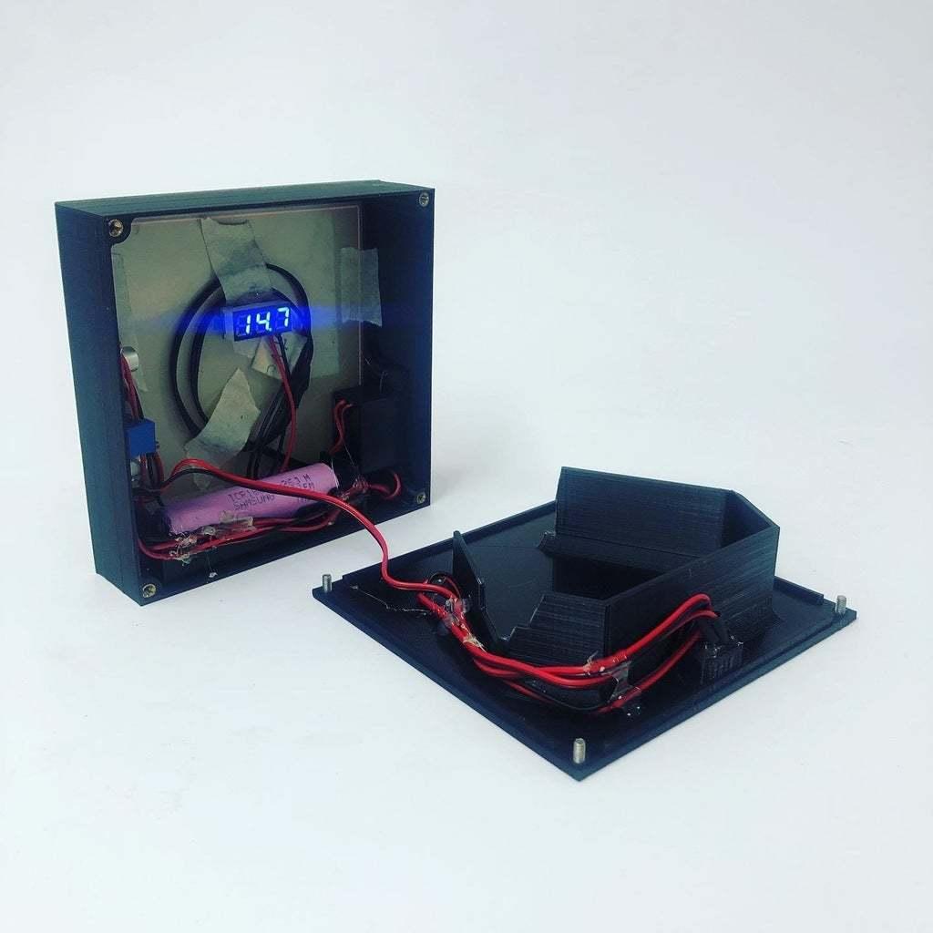 7F16CA2B-56C9-45E6-BC5F-4637F7ADD861.jpg Download free STL file Arc Reactor Display • 3D printable design, yelelabs