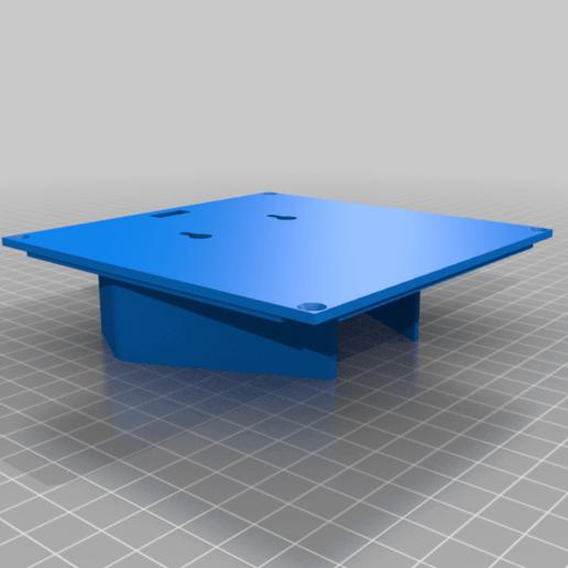 Reactor_Box_Cap.png Download free STL file Arc Reactor Display • 3D printable design, yelelabs