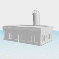 Screen Shot 2020-06-29 at 11.10.31 PM.png Download free STL file Cayo Cardona, Ponce • 3D printer model, gadolfob612