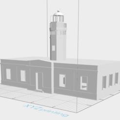 Screen Shot 2020-02-02 at 11.55.14 AM.png Télécharger fichier STL gratuit Faro de Punta Borinquén, Aguadilla Puerto Rico • Objet à imprimer en 3D, gadolfob612