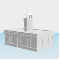 Download free 3D printer files Punta Mulas, Vieques, gadolfob612
