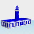 Télécharger fichier STL gratuit Faro de Punta Thon, Maunabo • Modèle pour imprimante 3D, gadolfob612