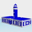 Download free 3D print files Faro de Punta Tuna, Maunabo, gadolfob612