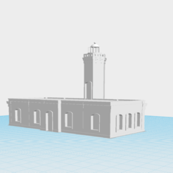 Download free 3D printer templates Los Morrillos de Cabo Rojo, gadolfob612