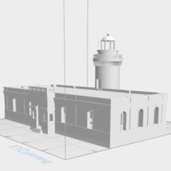 Screen Shot 2020-02-02 at 11.38.28 AM.png Télécharger fichier STL gratuit Faro Cabezas de San Juan, Fajardo Puerto Rico • Plan pour imprimante 3D, gadolfob612