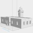 Download free STL Faro Cabezas de San Juan, Fajardo Puerto Rico, gadolfob612