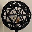 Download STL file Geodesic Sphere Lamp Shade  • 3D print design, gadolfob612