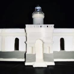 Télécharger fichier imprimante 3D gratuit Faro Cabezas de San Juan, Fajardo Puerto Rico, gadolfob612