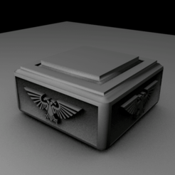 Download free 3D printer model W40K - base 2in - Fancy exhibiton pedestals, slawek0538