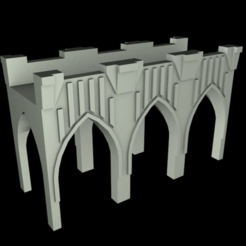 Descargar archivo 3D gratis Warhammer 40K - terreno - Puente, slawek0538