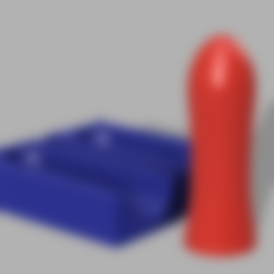 Download 3D printing designs SIMPLE BIG 7 INCH CONIC DILDO + MOLD!!!, d3dpublic