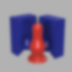 ALL.png Download free STL file BIG HUMP WITH BIG HEAD DILDO + FREE MOLD !!! • 3D printable design, d3dpublic