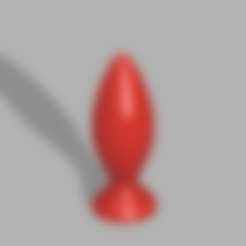 ALL.png Download free STL file SIMPLE ANAL PLUG - COMFORTABLE!!! FREE • 3D printing model, d3dpublic
