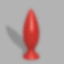 ALL.png Download free STL file BIG ANAL PLUG - FREE • Design to 3D print, d3dpublic