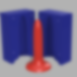 ALL.png Download free STL file SIMPLE SKINNY DILDO + FREE MOLD !!! • 3D printing model, d3dpublic