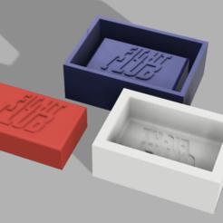 Descargar archivo 3D ¡¡¡Pelea Club del Jabón + Molde del Jabón + Molde del Molde del Jabón!!!, d3dpublic