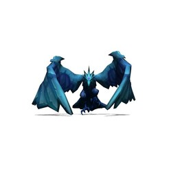 Download free STL file ANIVIA LEAGUE OF LEGENDS • Template to 3D print, brianmorossj3