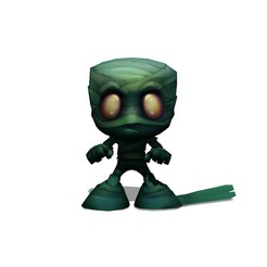 Download free STL file Amumu LEAGUE OF LEGENDS • 3D printer template, brianmorossj3