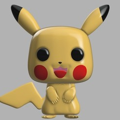 Screenshot_2020-01-14-08-41-08-925_com.autodesk.fusion.jpg Download free STL file Pikachu pop • 3D printer object, Arthurjdb