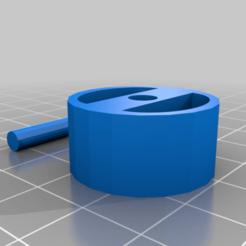 Download free STL file Tape dispenser roll • 3D printing template, albertoxamin