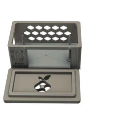 Download free 3D model Pi Zero w/ eth board enclosure, lxranes
