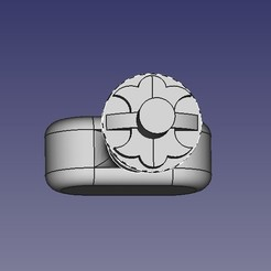 Sans titre-1.jpg Descargar archivo STL gratis Llave de la casa Princesas de Playmobil • Objeto para impresión 3D, morpheusaurelien
