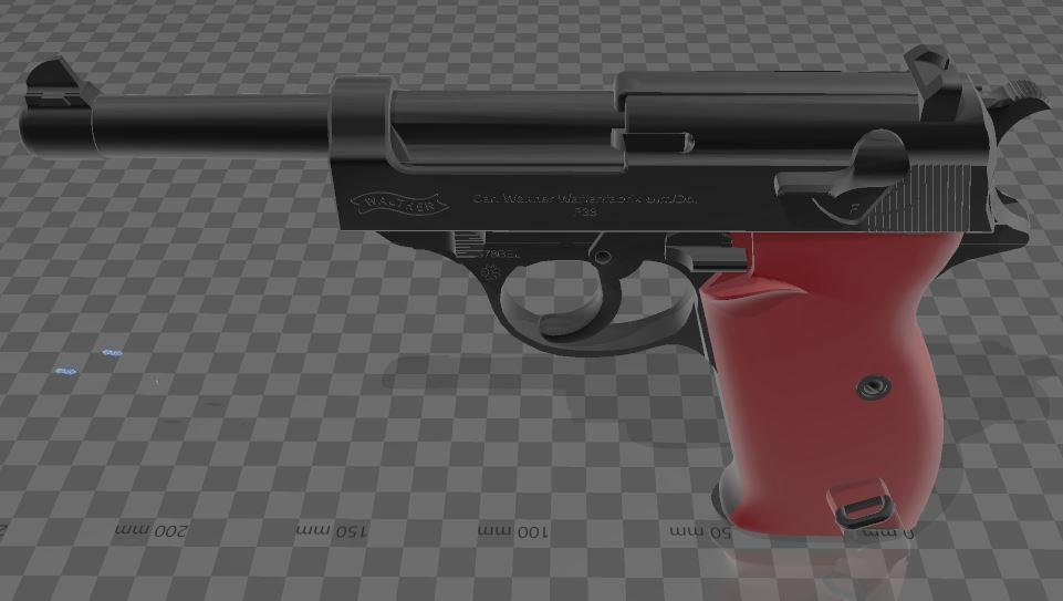 Walther-P38-6.JPG Télécharger fichier 3MF gratuit Walther P38 • Modèle imprimable en 3D, Wij