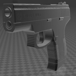 Download free 3D print files TAURUS PT-320, Wij