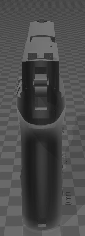 SigSauerP226-6.jpg Download free 3MF file SIG SAUER P226 • Design to 3D print, Wij