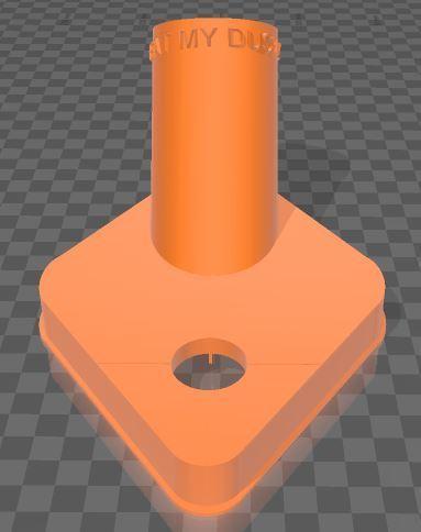Duster-2.JPG Télécharger fichier 3MF gratuit Capteur de poussière de forage • Objet à imprimer en 3D, Wij