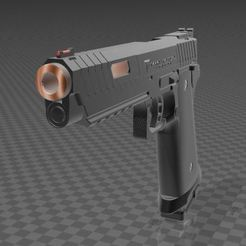 Download free 3D printing designs Taran Tactical STI Combat Master 2011, Wij