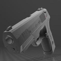 Download free 3D printer model Beretta PX4 Storm, Wij
