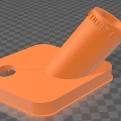 Download free 3MF file Drill-Dust Catcher • Template to 3D print, Wij