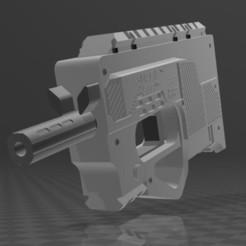 Descargar modelos 3D gratis USFA ZiP .22 Long Rifle, Wij