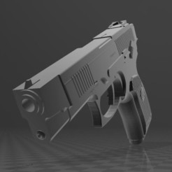 Download free 3D print files MP-443 Grach, Wij