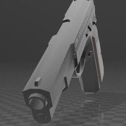 Download free 3D printer designs CZUB CZ 75, Wij