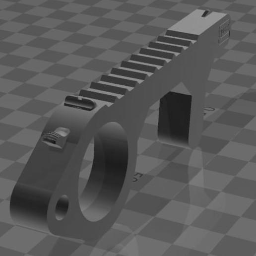 Télécharger fichier STL gratuit Glock CleanKey • Objet pour impression 3D, Wij