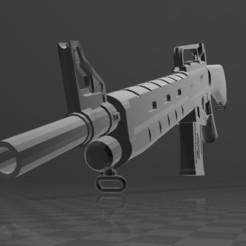 Download free 3D printing models Baikal MP-155K, Wij