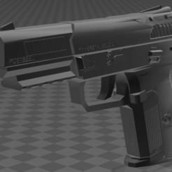 Download free 3D printer designs FN-Five-seveN Herstal Belgium, Wij