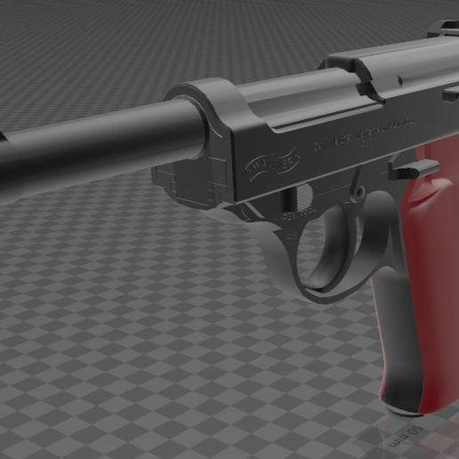 Walther-P38-2.JPG Télécharger fichier 3MF gratuit Walther P38 • Modèle imprimable en 3D, Wij