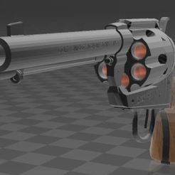 Download free 3D printing models Colt Single Action Army (Peacemaker), Wij