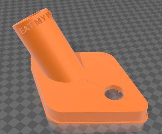 Duster-3.JPG Télécharger fichier 3MF gratuit Capteur de poussière de forage • Objet à imprimer en 3D, Wij