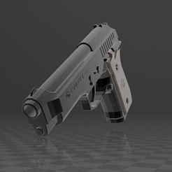 Taurus PT92-1.JPG Download free 3MF file Taurus PT92 • 3D printing design, Wij