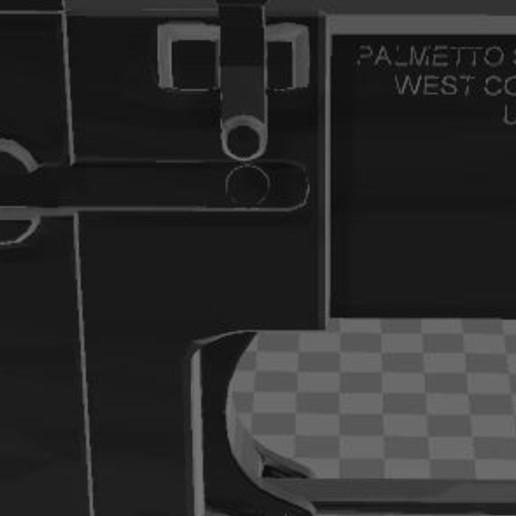 M4A1-5.JPG Télécharger fichier 3MF gratuit M4A1 CARBINE • Design à imprimer en 3D, Wij