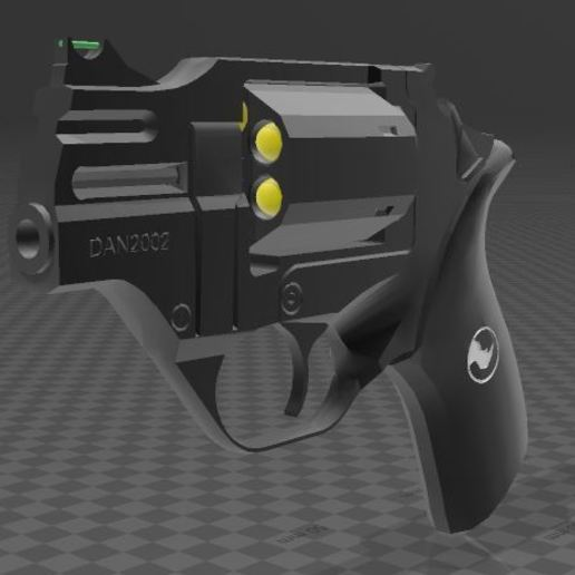 Download free 3D printer designs Chiappa Rhino 20DS, Wij