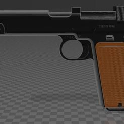 Download free 3D printer designs STEYR M1912, Wij