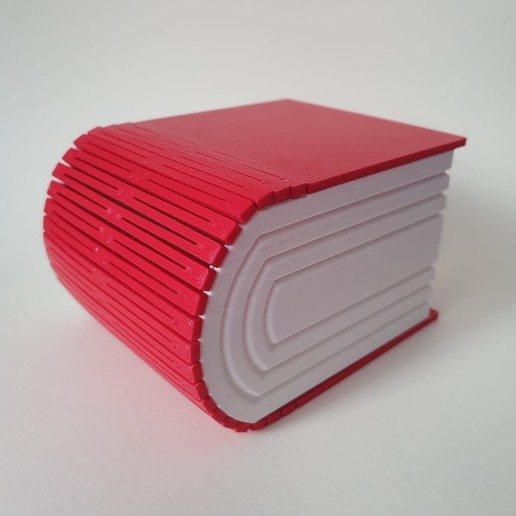 IMG_20201005_174815.jpg Download STL file Living hinge box #1 • Design to 3D print, the-lazy-engineer