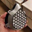 Télécharger objet 3D gratuit Masque / Respirateur COVID-19, DigiSaint